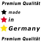 Das Heisse-Reifen Logo - Made in Germany. Alle Artikel mit diesem Logo habe ich in Deutschland fertigen lassen oder wurden in Deutschland hergestellt.