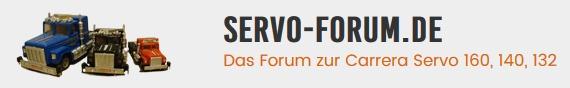 Das Forum zur Carrera Servo 160, 140, 132