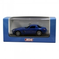 AGM Top Racer Slotcar - Mercedes Benz AMG SLS in Blau